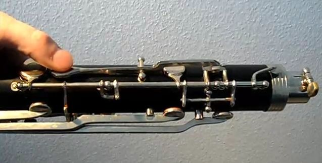 Bass Register Mechanism